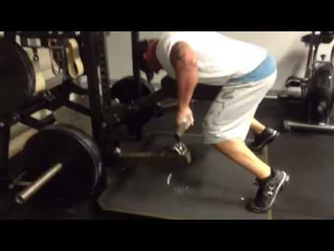 Pit Shark Row/Pull Chest Supported Row