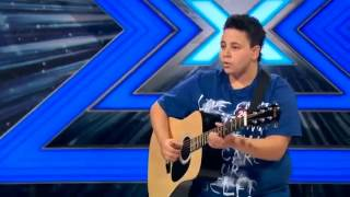 "DK X Factor 2014 Audition (Chaimae) - Rihanna ""Diamonds"""