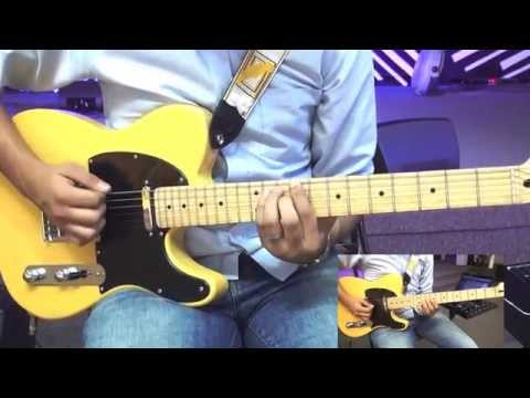 Turn it up - Planetshakers - Guitar Cover