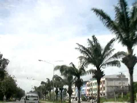 Trip from Bangkok to Pattaya by bus