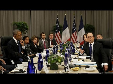 World leaders look at ways to boost nuclear security during talks in Washington