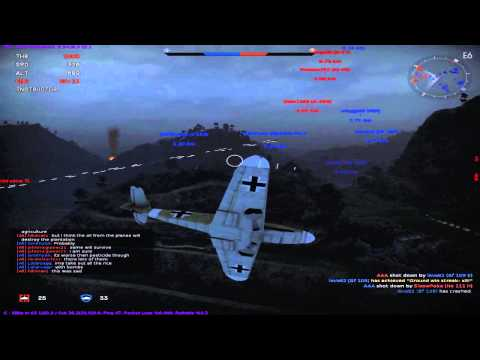 War Thunder - German plane's!