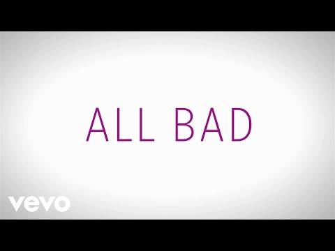 Justin Bieber - All Bad (lyric Video) video