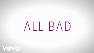Video All Bad Justin Bieber