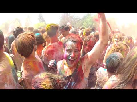 GoPro: FESTIVAL OF COLORS 2013 - UC BERKELEY (HD 720)