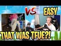 Tfue vs Ninja in a 1v1! Both POV - Fortnite Best and Funny Moments thumbnail