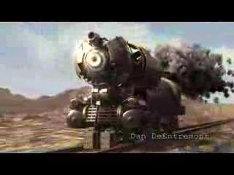 Transformers v 3 Trailer Train of Awesome