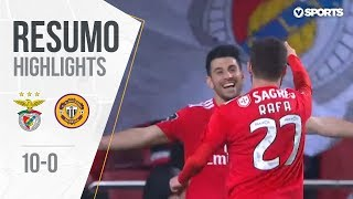 Highlights   Resumo: Benfica 10-0 Nacional (Liga 18/19 #21)