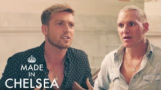 Sam's FUMING At Jamie For Doubting His New Relationship!! | Made in Chelsea