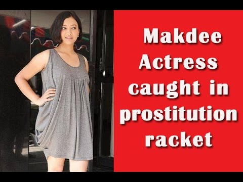 Makdee actress Shweta Prasad caught in a prostitution racket...
