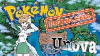 Top 6 Pokemon Problems with the Unova Region