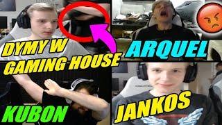 DYMY W GAMING HOUSE!/ARQUEL ŚMIESZNY BEK/TOTALNY RAGE