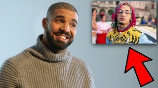 RAPPERS REACT TO LIL PUMP... (Designer, i Shyne, ESSKEETIT & Boss) 10.2 MB