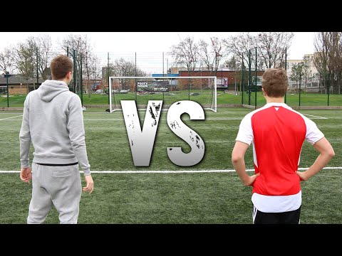 The Ultimate Sunday League Footballer | Vs Miniminter