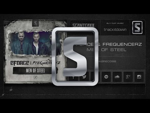 E-Force & Frequencerz - Men of Steel (#A2REC086 Preview)