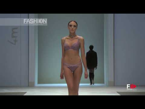 """TIMONIER"" SALON INTERNATIONAL DE LA LINGERIE Autumn Winter 2014 2015 Paris HD by Fashion Channel"