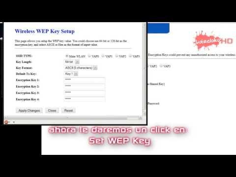 Configurar tu router ZTE ZXV10 W300 de telefónica del perú [wi-fi] - PRIMERA PARTE