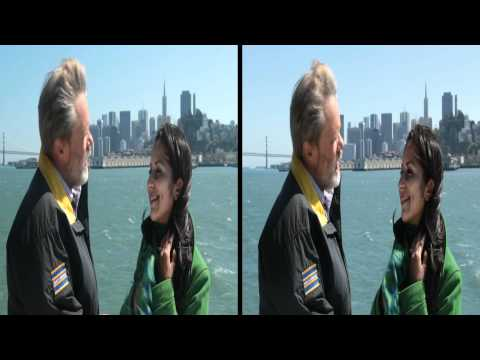 3D Stereo Video San Francisco, CA YouTube 3d