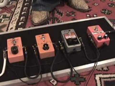 Guitar Phaser Pedal Shootout MXR Electro Harmonix Modtone