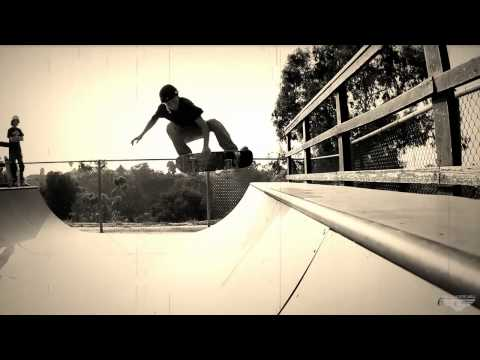Gravity Skateobards - The Simple Life With Shaun Donovan