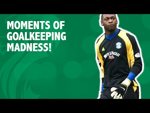 Moments of Goalkeeping Madness // SPFL Extra