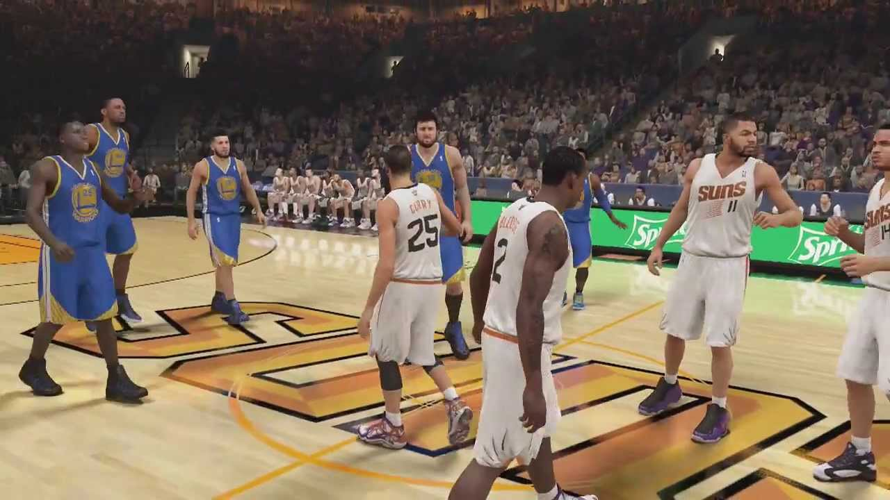 NBA 2K14 PS4 Suns My GM Ep. 16 - Andrew Wiggins VS Jabari ... Jabari Parker Nba 2k14