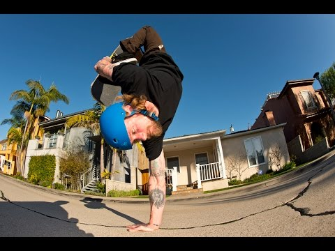 Mike Vallely - X Games Real Street 2015