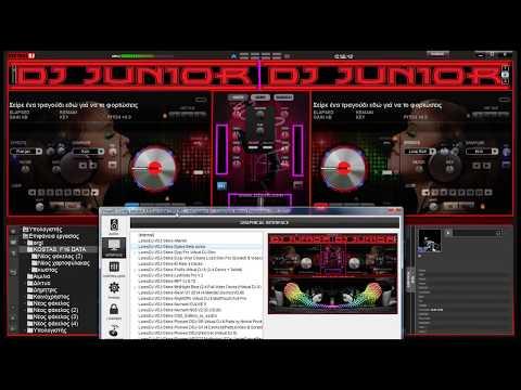 skins para virtual dj 8