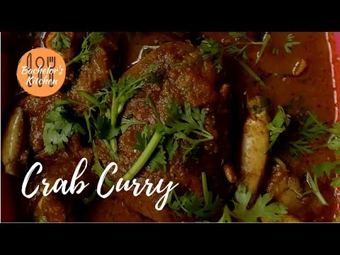 How To Cook Crab Masala | Crab carry | Kekda Masala | Crab Carry Maharashtrian Style