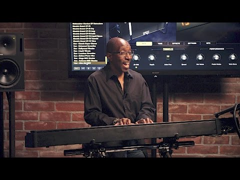 KEYSCAPE - Greg Phillinganes: Electric Piano Hits!