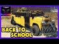Crossout #56 - Armored School Bus of Death - How to Build and Gameplay
