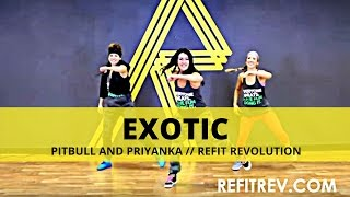"download lagu ""exotic""  Pitbull And Priyanka  Dance Fitness Warm gratis"