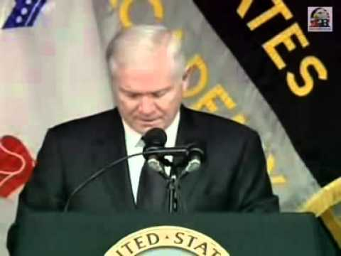 Robert M  Gates   Final West Point Academy Speech