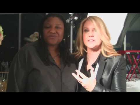 SHE4ME - TSL LIVE #1 with Jen Foster and Barbara Niven (Behind the Scenes)