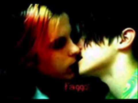 Emo Boys Kissing video