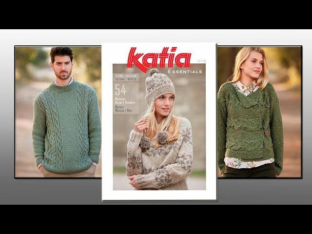 Модели вязания Свитера и пуловеры осень-зима 2018