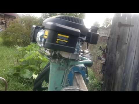 видео от лодочными моторами ветерок