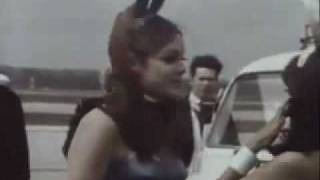 Bunnies en Londres documental 1967