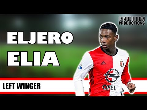 ᴴᴰ ➤ ELJERO ELIA || Best moments of Eljero Elia 2016/2017 � [PART 3]