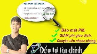 Xác minh tài khoản Perfectmoney mới nhất (Account verification PM) by Trần Quyền Linh
