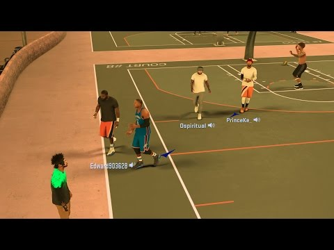 100 GAME WIN STREAK | NBA 2K17 MY PARK - NoLimitShawn