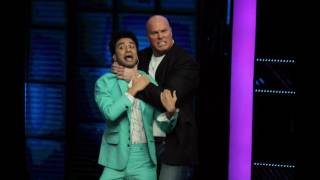 LOL! Raghav Juyal's HILARIOUS Moments With Nathan Jones    A FLYING JATT Song Launch At Dance Plus 2