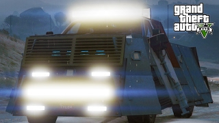 GTA 5 SP #52 - Tornado Chasing in a TIV