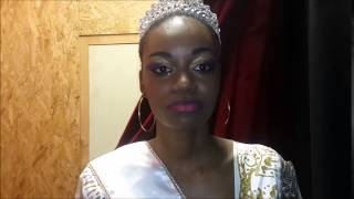 Miss Sénégal Prestige France 2015