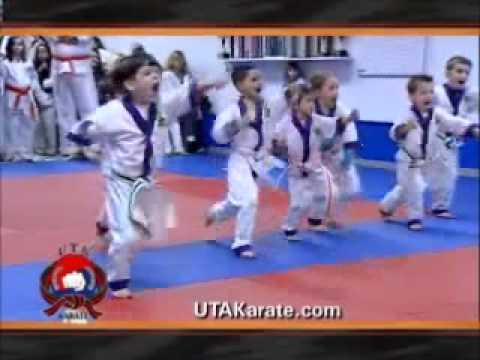 UTA Karate Central Pa's Premiere martial arts.wmv