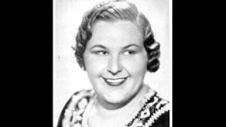 Kate Smith - Too Ra Loo Ra Loo Ral  (That's an Irish Lullaby)  (with lyrics)