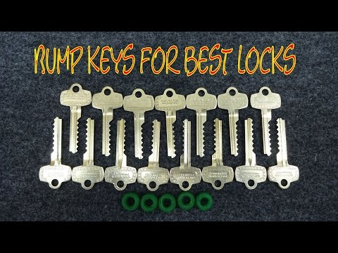 (1065) Review: BumpSchool's 15-Key Best Bump Kit