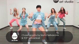 Beyoncé - Love On Top  - choreography by Sasha Selivanova & TOP SelivashkaS - Open Art Studio