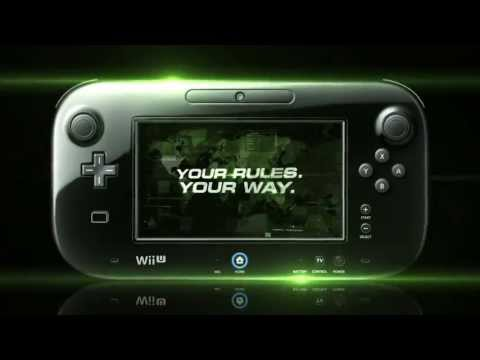 Splinter Cell Blacklist - WiiU Trailer [UK]