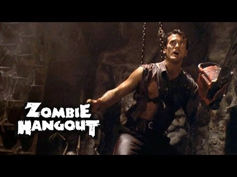Army Of Darkness - Zombie Clips 1/10 A Witch In The Pit (1992) Zombie Hangout